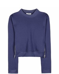 Acne Studios Bird Cotton Blend Sweatshirt