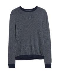 Nordstrom Men's Shop Birds Eye Sweater