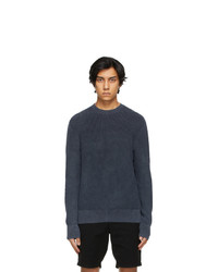 Rag and Bone Blue Dexter Sweater