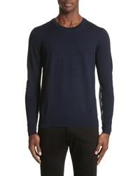 Burberry Carter Merino Wool Crewneck Sweater