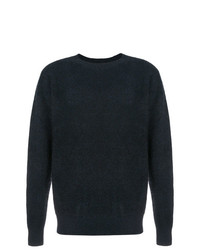 The Elder Statesman Cashmere Fine Knit Sweater
