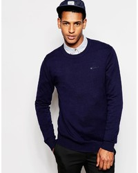 Esprit Cotton Crew Neck Knitted Sweater