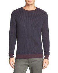 Cotton crewneck sweater medium 361234