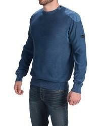 Barbour Cotton Sweater Crew Neck