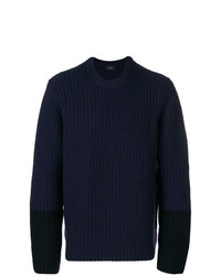 Joseph Crew Neck Knit Sweater