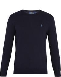 Polo Ralph Lauren Crew Neck Pima Cotton Sweater