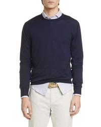 Eleventy Crewneck Sweater
