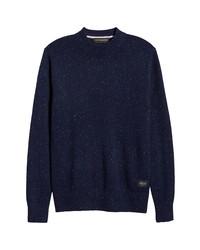 Scotch & Soda Fleck Crewneck Sweater