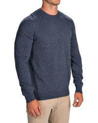 Barbour Fleck Sweater Crew Neck