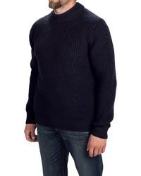 Barbour Flounder Sweater Wool Crew Neck