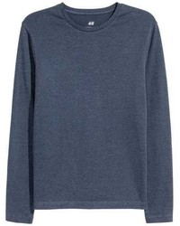 H&M Jersey Shirt Slim Fit