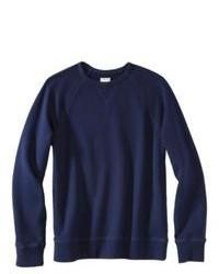 KDS Merona Long Sleeve Sweatshirt Navy Voyage M