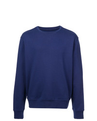Maison Margiela Long Sleeve Fitted Sweatshirt