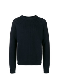 Maison Margiela Loose Fit Longsleeved Sweater