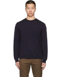 Theory Merino Wool Arnau Crewneck Sweater