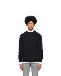 Hugo Navy San Claudio Sweater