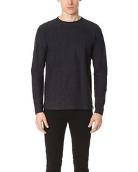 Norse Projects Niels Towelling Long Sleeve Tee