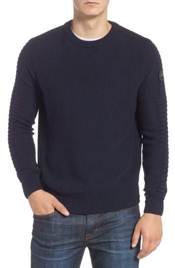 Canada Goose Paterson Regular Fit Merino Sweater