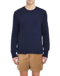 Acne Studios Peele Sweater Blue