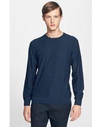 Paul Smith Ps Merino Wool Mlange Sweater