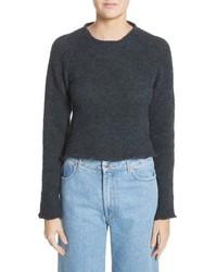 Eckhaus Latta Raglan Pullover Sweater