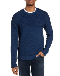Todd Snyder Regular Fit Textured Sweater