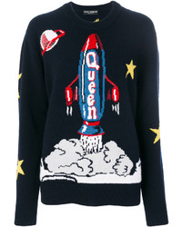 Space rocket jumper medium 5259615