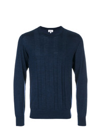Brioni Stripe Detail Sweater