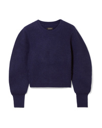 Isabel Marant Swinton Ribbed Cashmere Sweater