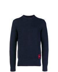 Calvin Klein Jeans Textured Crewneck Sweater