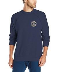 Navy Crew-neck Sweater