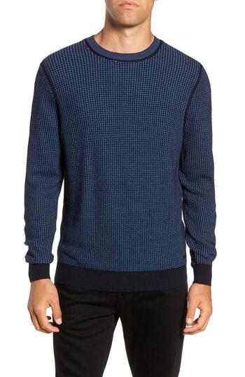 Rodd & Gunn Wilberforce Regular Fit Wool Sweater