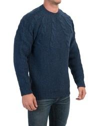 Barbour Wool Crew Neck Sweater