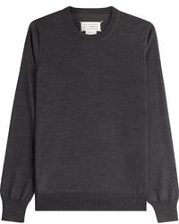 Maison Margiela Wool Silk Pullover