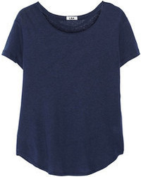 Navy crew neck t shirt original 1310325