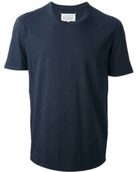Navy crew neck t shirt original 385254