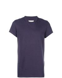 Maison Margiela Basic Round Neck T Shirt