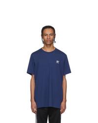 adidas Originals Blue Trefoil Essentials T Shirt