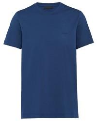 Prada Chest Logo T Shirt