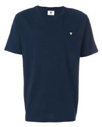 Wood Wood Logo Patch Classic T Shirt