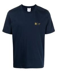 adidas Logo Print T Shirt