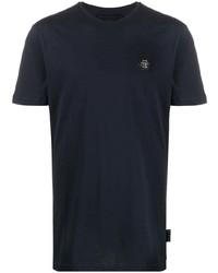 Philipp Plein Logo Print T Shirt