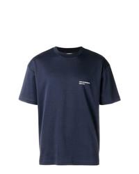 Drôle De Monsieur Logo T Shirt