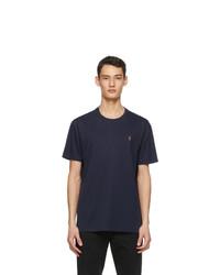 Polo Ralph Lauren Navy Classic Fit Crewneck T Shirt