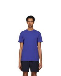 Moncler Navy Cotton T Shirt