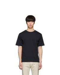 Dries Van Noten Navy Hob T Shirt