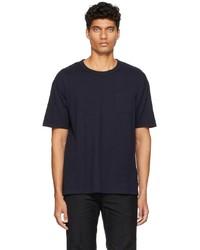 VISVIM Navy Jumbo T Shirt