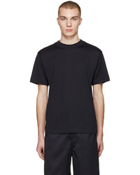 Acne Studios Navy Naples T Shirt