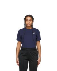 Nike Navy Nsw Club T Shirt