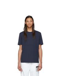 Maison Margiela Navy Standard T Shirt